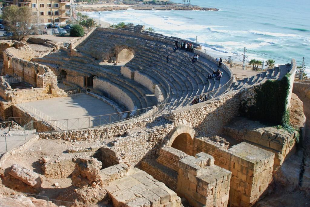 Das Amphietheater von Tarragona