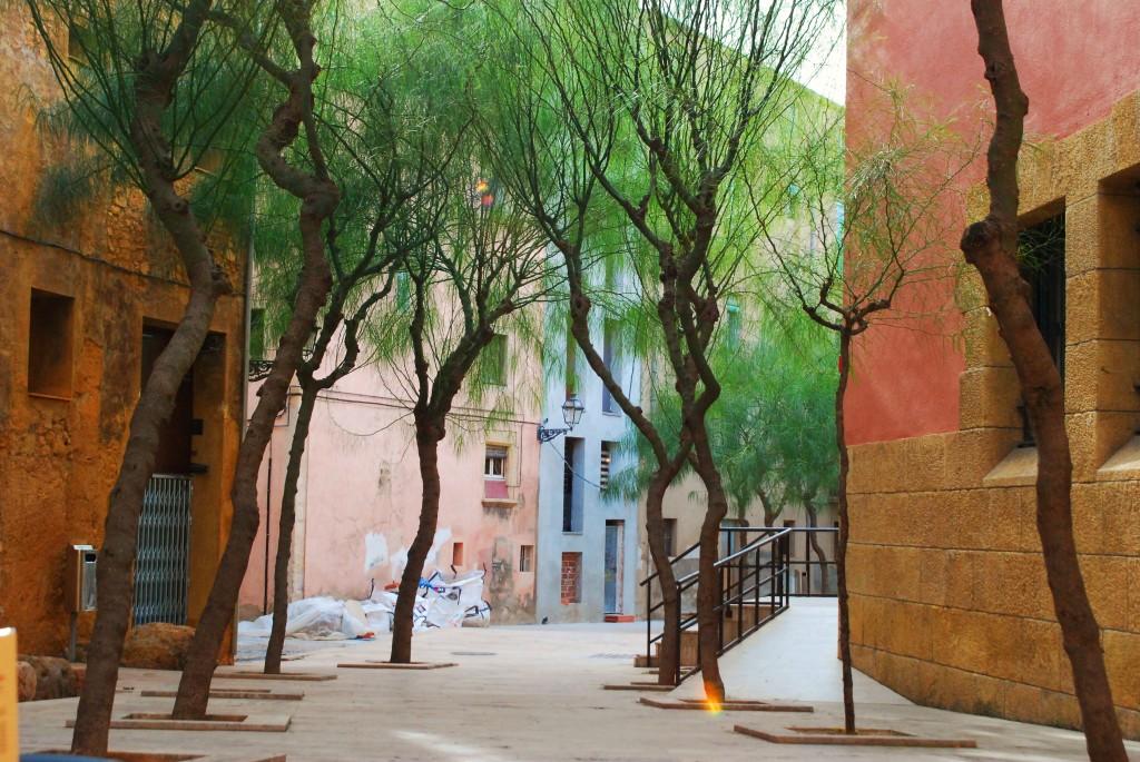 Die Gässchen von Tarragona - Wunderschön
