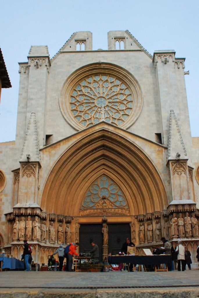 Die Kathedrale von Tarragona